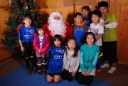 Buda Juniors Christmas Party