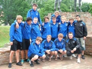Buda Juniors trip to Bekescsaba